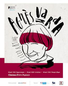 Visages, villages Rétrospective Agnès Varda