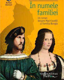 """Lansare de carte: """"În numele familiei"""" de Sarah Dunant, un incitant roman istoric ce explorează apogeul și declinul familiei Bor"""