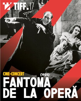 Cine-concert: The Phantom of the Opera accompanied live by Samuel Liégeon TIFF.17
