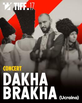 Concert DakhaBrakha TIFF.17