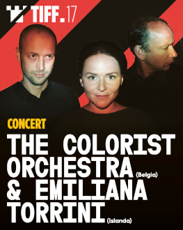 Concert: The Colorist Orchestra & Emiliana Torrini TIFF.17