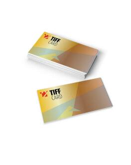 TIFF CARD TIFF.17