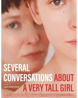 Câteva conversații despre o fată foarte înaltă / Several conversations about a very tall girl