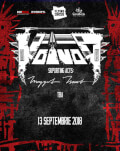 Voivod Supporting acts: Maggot Heart - Linnea Olsson (SWE)//TBA