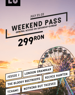 Electric Castle Festival 2018 Weekend Pass