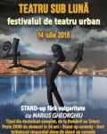 STAND-up fără vulgaritate cu MARIUS GHEORGHIU