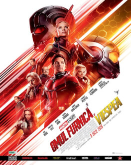 Ant-Man and the Wasp / Omul Furnică şi Viespea