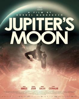 Jupiter holdja / Jupiter's Moon