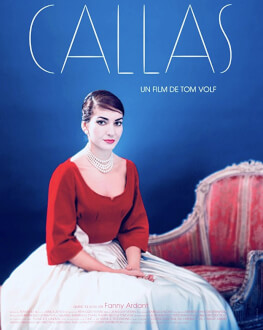 Maria by Callas Premieră