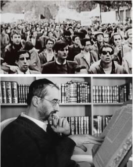 FOCUS MAI 68 Benny Levy, la révolution impossible Dezbatere cu regizorul Isy Morgensztern
