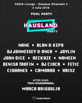 HAUSLAND PARTY hosted by Hoang Nguyen