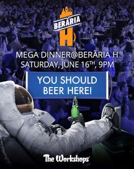 MEGA DINNER @ BERARIA H