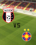 Astra Giurgiu - FC FCSB Etapa 1