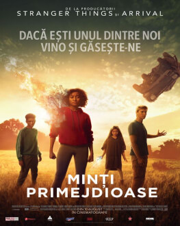 The Darkest Minds / Minți primejdioase