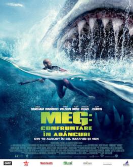 The Meg / MEG: Confruntare în adâncuri
