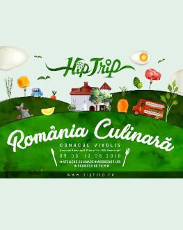 HipTrip România Culinară Bucătăria românească în aer liber!