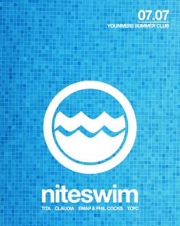 niteswim #3 with nicecream.fm