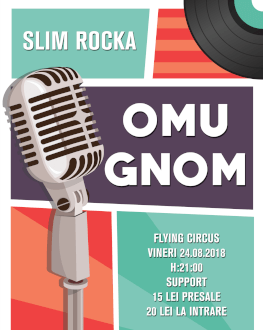 Omu Gnom Slim Rocka