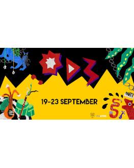 Outernational Days 3 Festival Pass