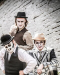 KVLT Evening - The Tiger Lillies [uk]