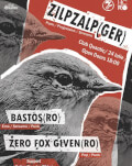 ZilpZalp [GER]/ Bastos/ Zero Fox Given Live at Quantic Open Air