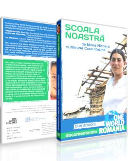 Scoala Noastra DVD - One World Romania
