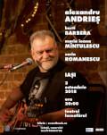 Alexandru Andrieș live