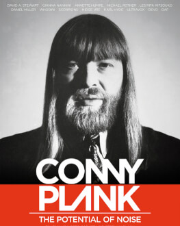 CONNY PLANK: THE POTENTIAL OF NOISE DokStation 2018