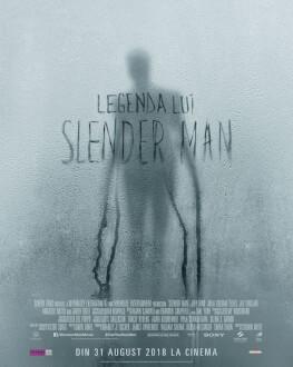 Slender Man / Legenda lui Slender Man