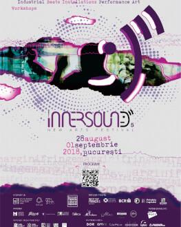 INNERSOUND NEW ARTS FESTIVAL Daniel Formo / Stephanie Pan & Vitaly Medvedev