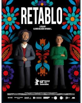 RETABLO - Competitie Película - Latin American Experience - 3rd Edition