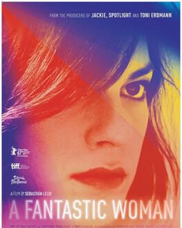UNA MUJER FANTASTICA(OSCAR CHILE) Película - Latin American Experience - 3rd Edition