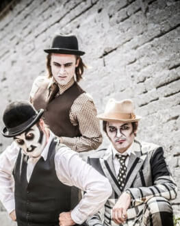 The Tiger Lillies at Control