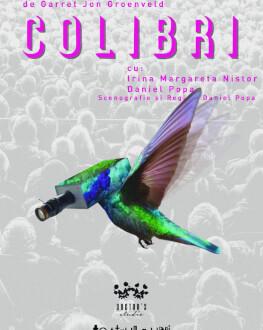 UNDERCLOUD 2018: Colibri Festivalul Internațional de Teatru Independent UNDERCLOUD Ediția a XI-a: 22-31 august