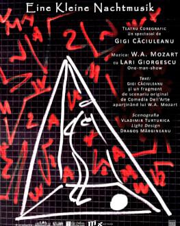 UNDERCLOUD 2018: EINE KLEINE NACHTMUSIK Festivalul Internațional de Teatru Independent UNDERCLOUD Ediția a XI-a: 22-31 august