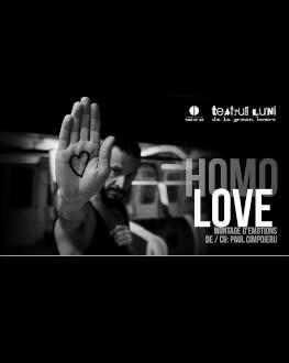 UNDERCLOUD 2018: Homo love Festivalul Internațional de Teatru Independent UNDERCLOUD Ediția a XI-a: 22-31 august