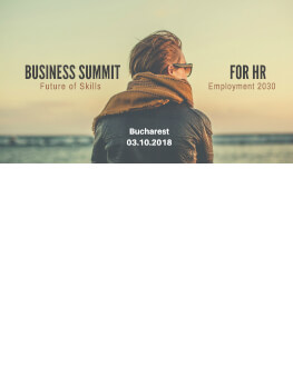 Business Summit for HR. Future of Skills.Employment 2030