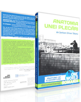 Anatomia Unei Plecari DVD - One World Romania