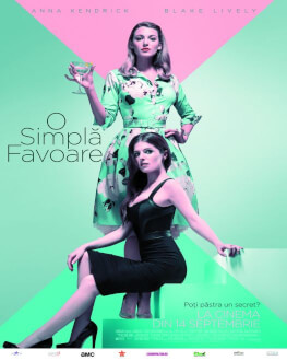 A Simple Favor / O simplă favoare