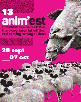 Avant-garde & Experimental 3 Anim'est 2018