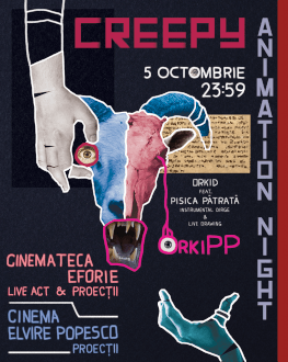 Creepy Animation Night Anim'est 2018