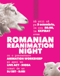 Romanian ReAnimation Night Anim'est 2018