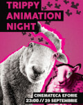 Trippy Animation Night Anim'est 2018