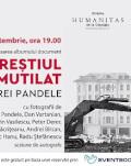"""""""Bucureștiul mutilat"""" de Andrei Pandele, în dezbatere la Librăria Humanitas de la Cișmigiu"""