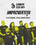IMPROVertiții Comedy Cluj 2018