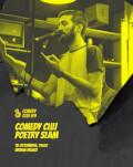 Comedy Cluj Poetry Slam Comedy Cluj 2018