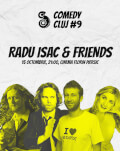 Radu Isac & Friends Comedy Cluj 2018