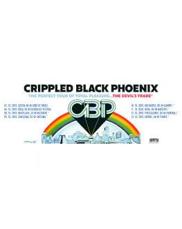 Crippled Black Phoenix // The Devil's Trade LIVE @Capcana