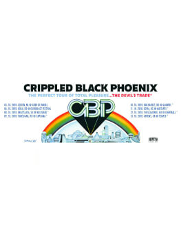 Crippled Black Phoenix & The Devil's Trade // Live at Quantic