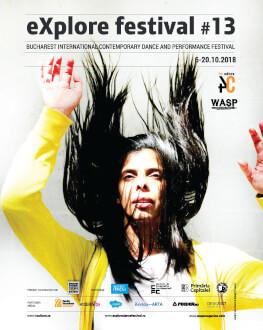 eXplore festival: TUR GHIDAT al expoziției FILM – proiect curatorial Expoziție new-media introdusă publicului de către curatorul Matei Bejenaru și artiștii participanți Cătălin Soreanu, Lavinia Ger